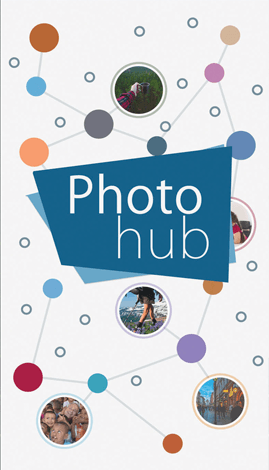 Davison Designed App Idea: Photo Hub for Events