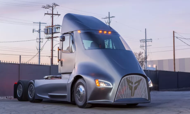 Electric Truck Vendor Brings Innovation to Industry