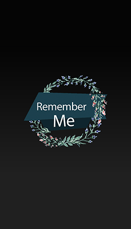 Davison Designed App Idea: Remember Me Memories