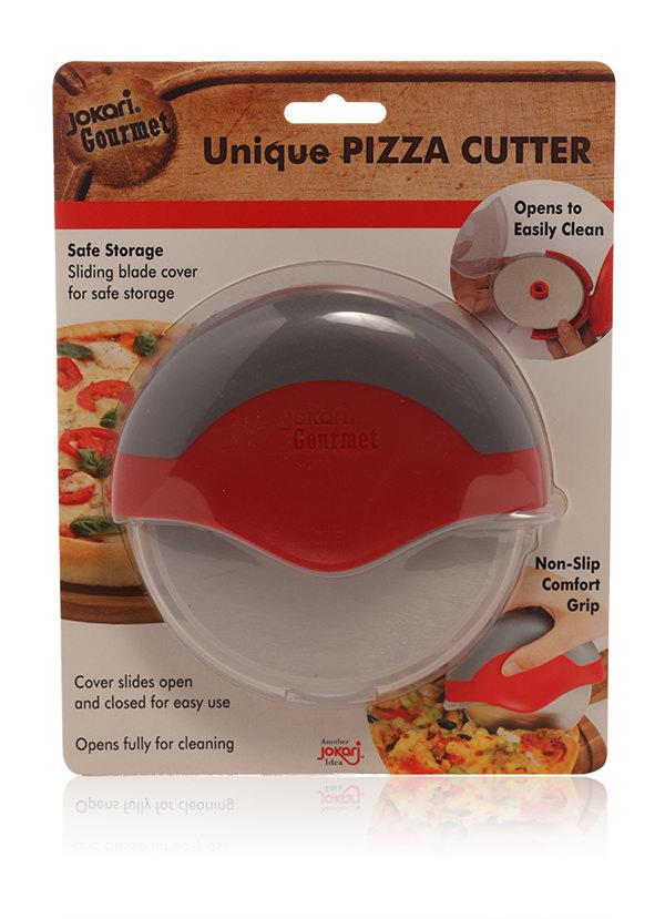 Davison Produced Product Invention: Unique Pizza Cutter