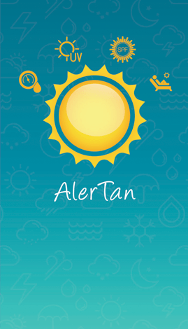 Alertan splash page