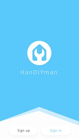 Davison Designed App Idea: HanDIYMan
