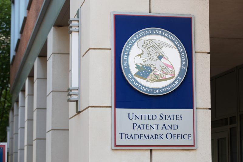 The United States Patent and Trademark Office- Washington D.C.