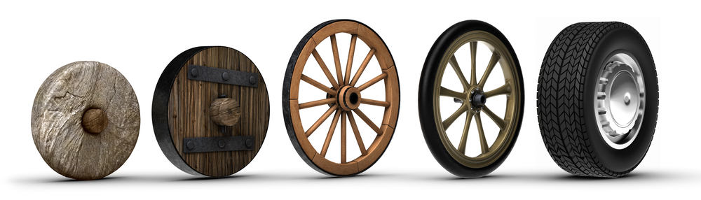 Ten World-Changing Inventions - The Wheel