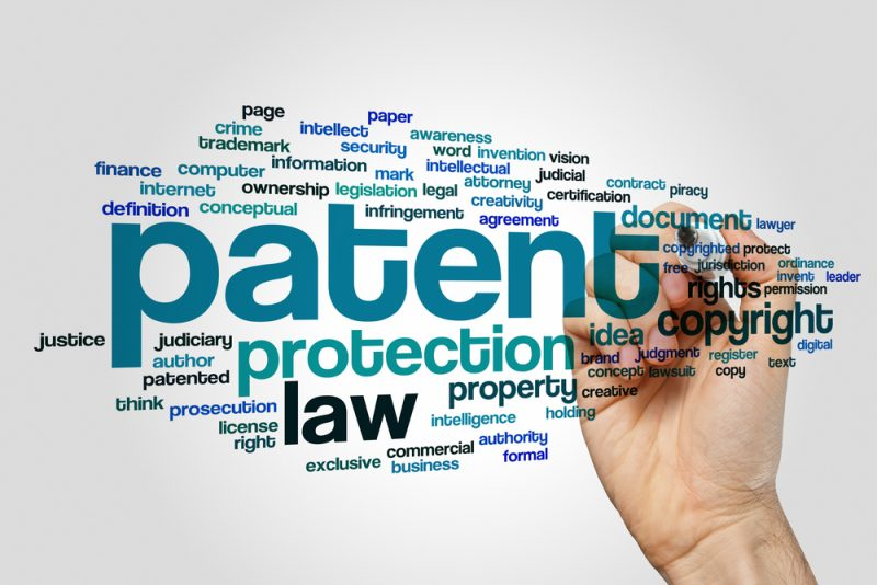 Patent- World Cloud