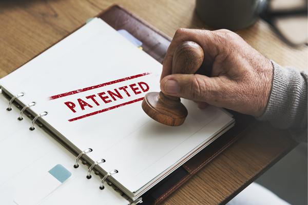 Patented Book