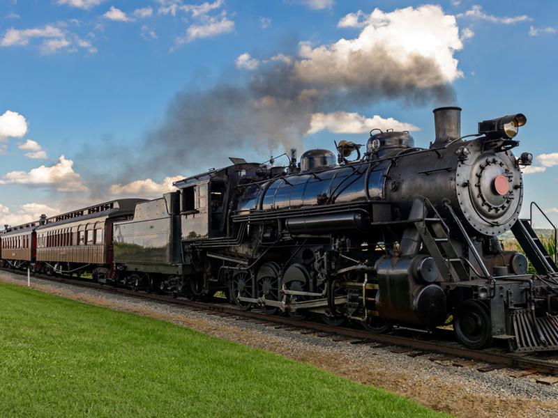Ten World-Changing Inventions - Steam Engine
