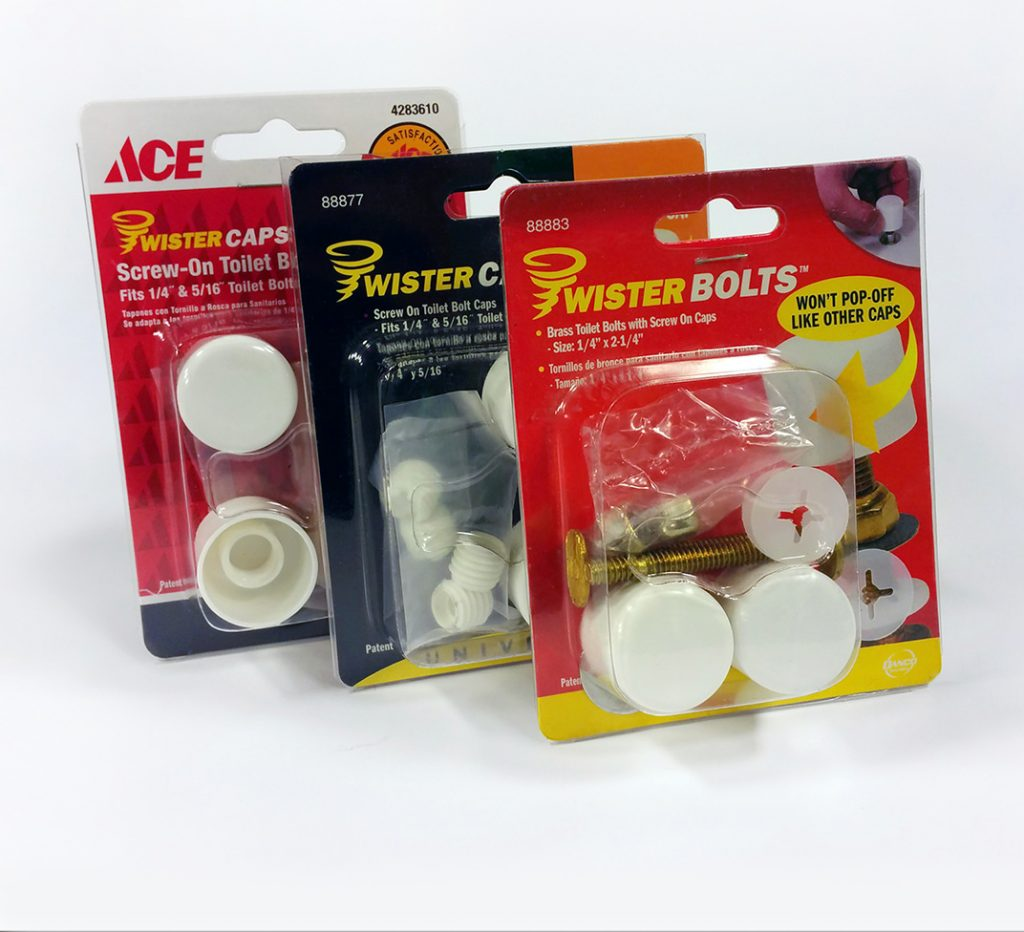 Twister Bolts - After