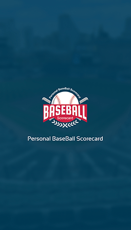 Davison Designed App Idea: Personal Baseball Scorecard