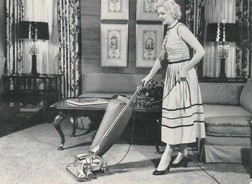 Bag Vacuum 1930's