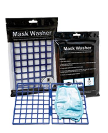 Davison Produced Product Invention: Mask Washer