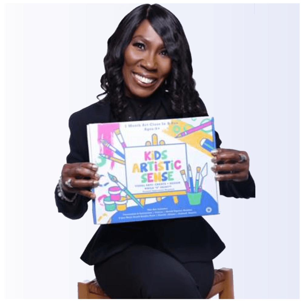 Meet Sandra, Inventor of Kids Artistic Sense!